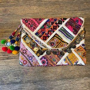 Noonday Collection Banjera Bag Handmade in India